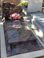 toutes les pierres tombales pos s dans les cimeti res d 39 ile de france. Black Bedroom Furniture Sets. Home Design Ideas
