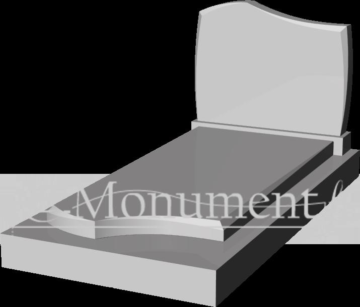 les mod les de pierres tombales les plus r pandues. Black Bedroom Furniture Sets. Home Design Ideas